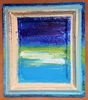 Seaside I by Anna Villarreal Garbis