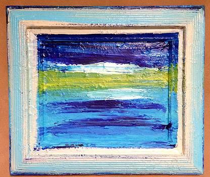 Seaside II by Anna Villarreal Garbis