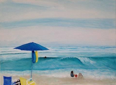 Seaside by John Moody