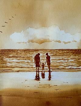 Seaside by Julee Nicklaus