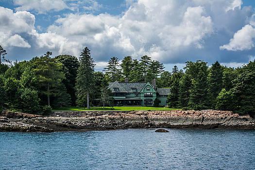 Seaside Mansion by Jason Brow