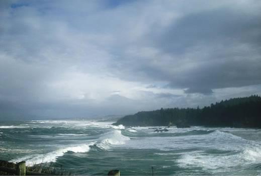 Seaside by Marian Jenkins