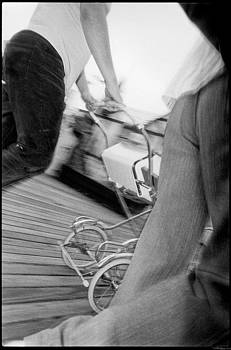 Seaside NJ Baby Carriage 1981 by David Riccardi