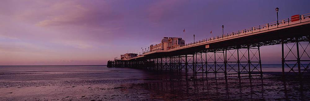 Seaside Pier by Tony Wainwright