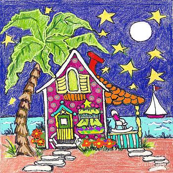 Seaside Retreat by Rosemary Aubut