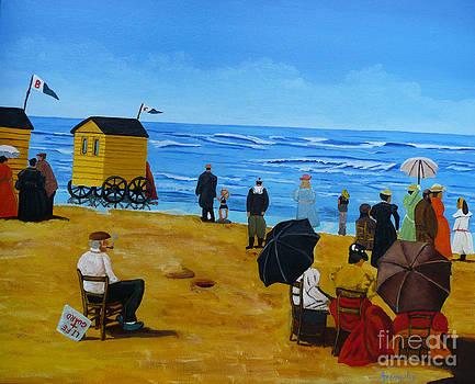 Seaside Sunday by Anthony Dunphy