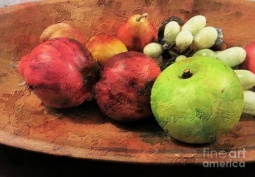 Seasonal Fruit by Anne Pendred