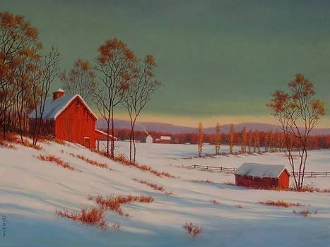 Season's Crossing by Barry DeBaun