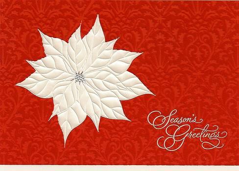 Season's Greetings card by Anke Wheeler
