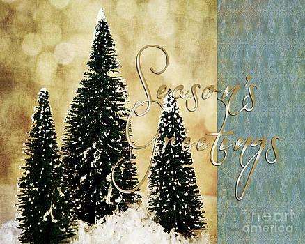 Season's Greetings by Pam  Holdsworth
