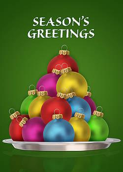 Season's Greetings v2 by Gillian Dernie