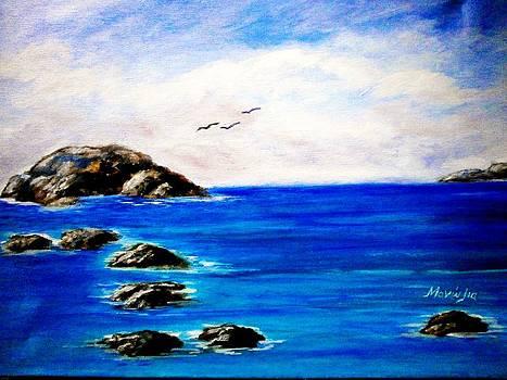 Seastones by Manolia Michalogiannaki