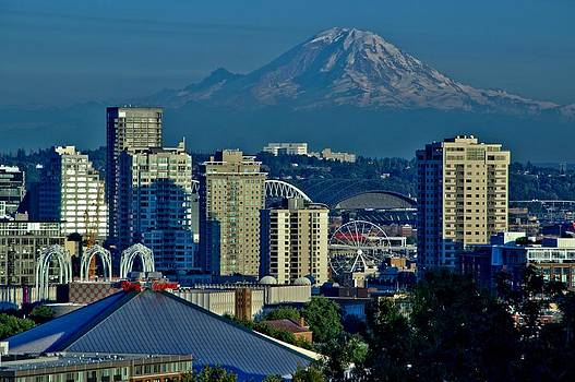 Marv Russell - Seattle by Day