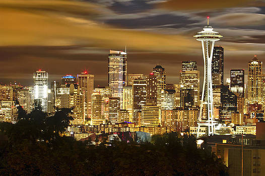 Seattle by Chris Reed
