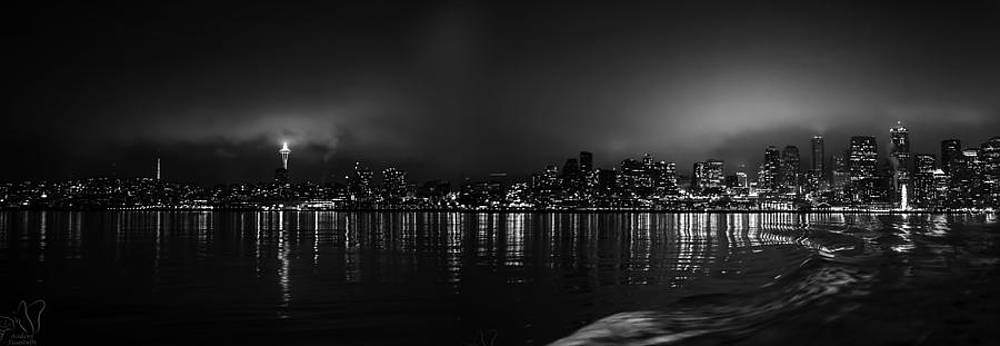 Seattle City Line  by Audrey Elisabeth