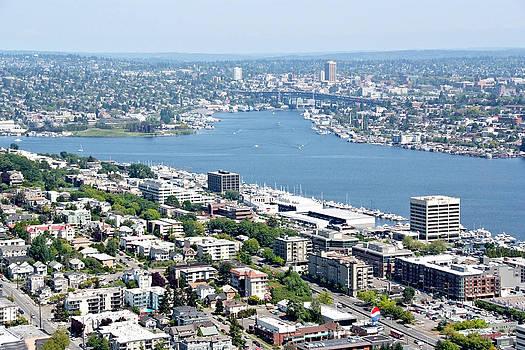 Devinder Sangha - Seattle Cityscape
