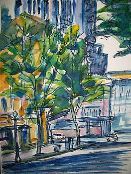 Allen Forrest - Seattle Fifth Avenue and Pike Street II