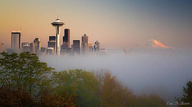 Seattle Rising by Eric Bean