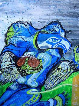 Seattle Sadbird by Jacob Wayne Bryner