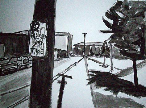 Allen Forrest - Seattle Sodo Noir 1