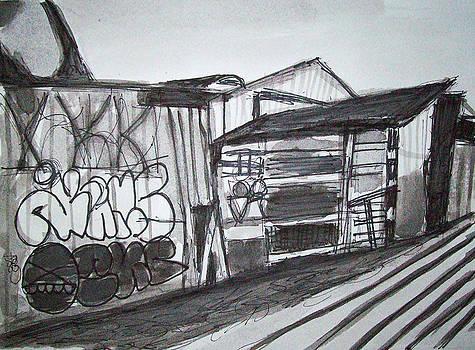 Allen Forrest - Seattle Sodo Noir 6