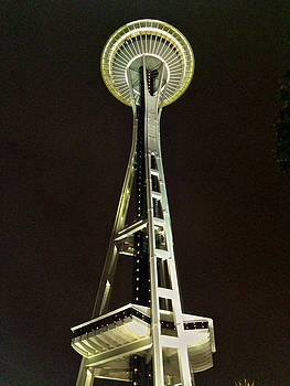 Steven Lapkin - Seattle Space Needle