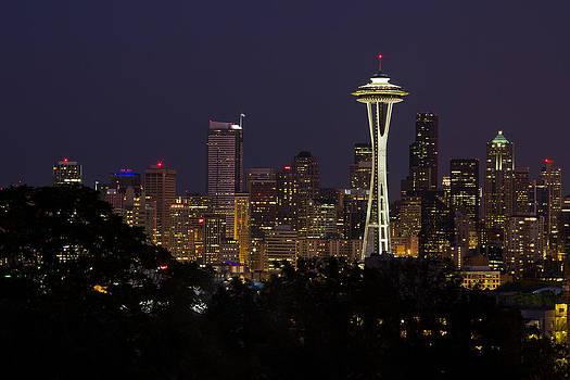 Seattle by Teresa Hunt