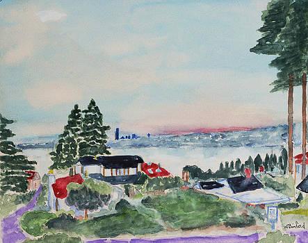 Seattle by Wade Binford