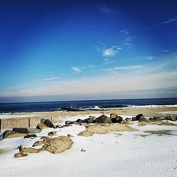 Seaview Snow by Anastasia Pleasant