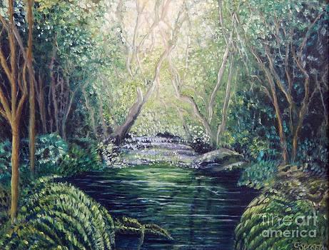 Caroline Street - Secret Forest Pool