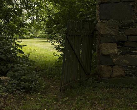 Guy Shultz - Secret Garden Entrance