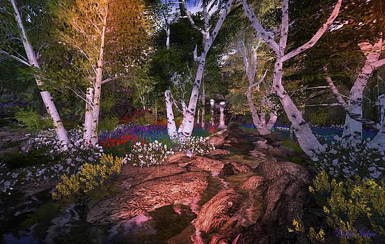 Secret Place by Kylie Sabra