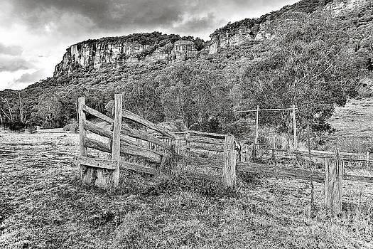 Secret Valley by David Benson