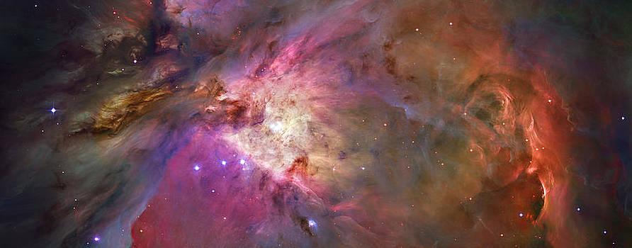 Ricky Barnard - Secrets Of Orion
