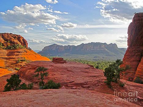 Gregory Dyer - Sedona Arizona Mountains - 03
