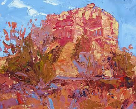 Sedona Autumn by Brian Simons