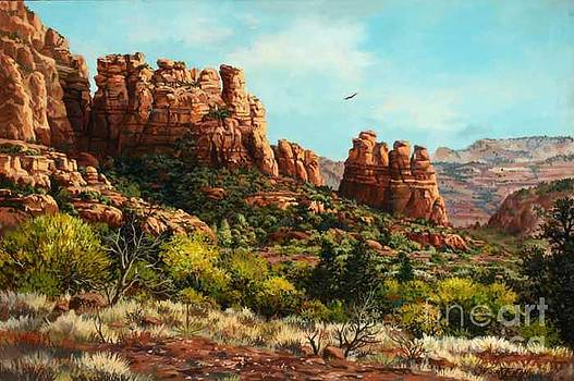 Sedona Calls by W  Scott Fenton