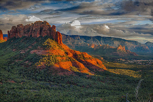 Sedona Magic by Shanna Gillette