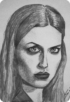 Adriana Lima by Salman Ravish