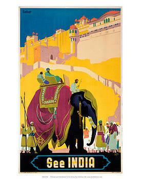 See India by Vintage