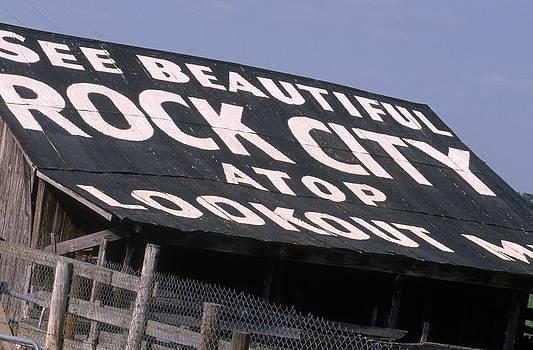 See Rock City by Keith May