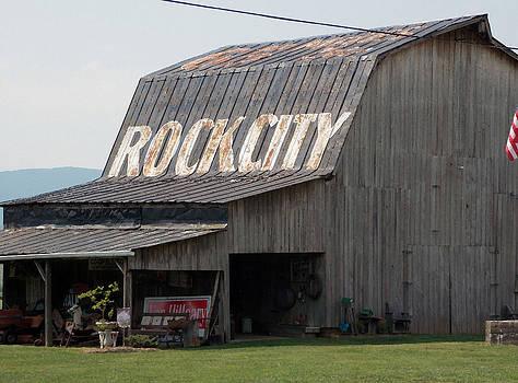 See Rock City by Regina McLeroy