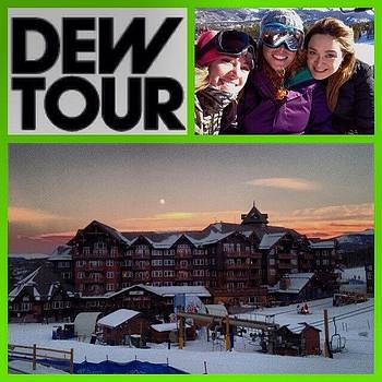 See Ya #dewtour It Was Fun! Big Thanks by Stacy C