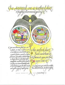Seefood Diet by Sally Penley