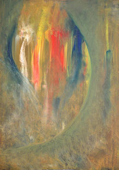 Seeing Within by Leana Gadbois-Sills