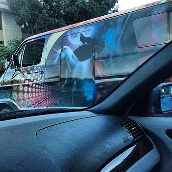 #seeninlatraffic #unicorn by Ben Tesler