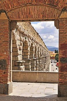 Angela Bonilla - Segovia Aquaduct