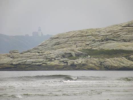 Gene Cyr - Seguin Island Light