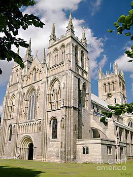 Selby Abbey by Tess Baxter
