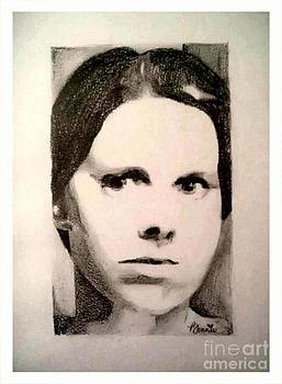 Self-Portrait #2 by Bonnie Cushman